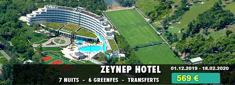 Sentido Zeynep Golf Resort